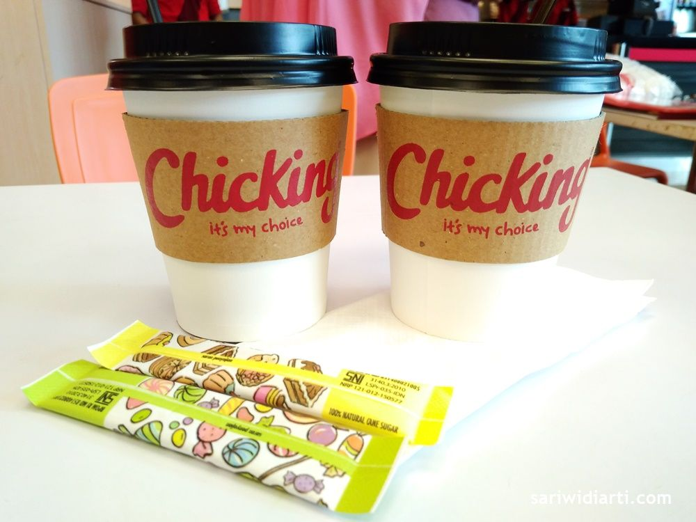 chicking kopi arab