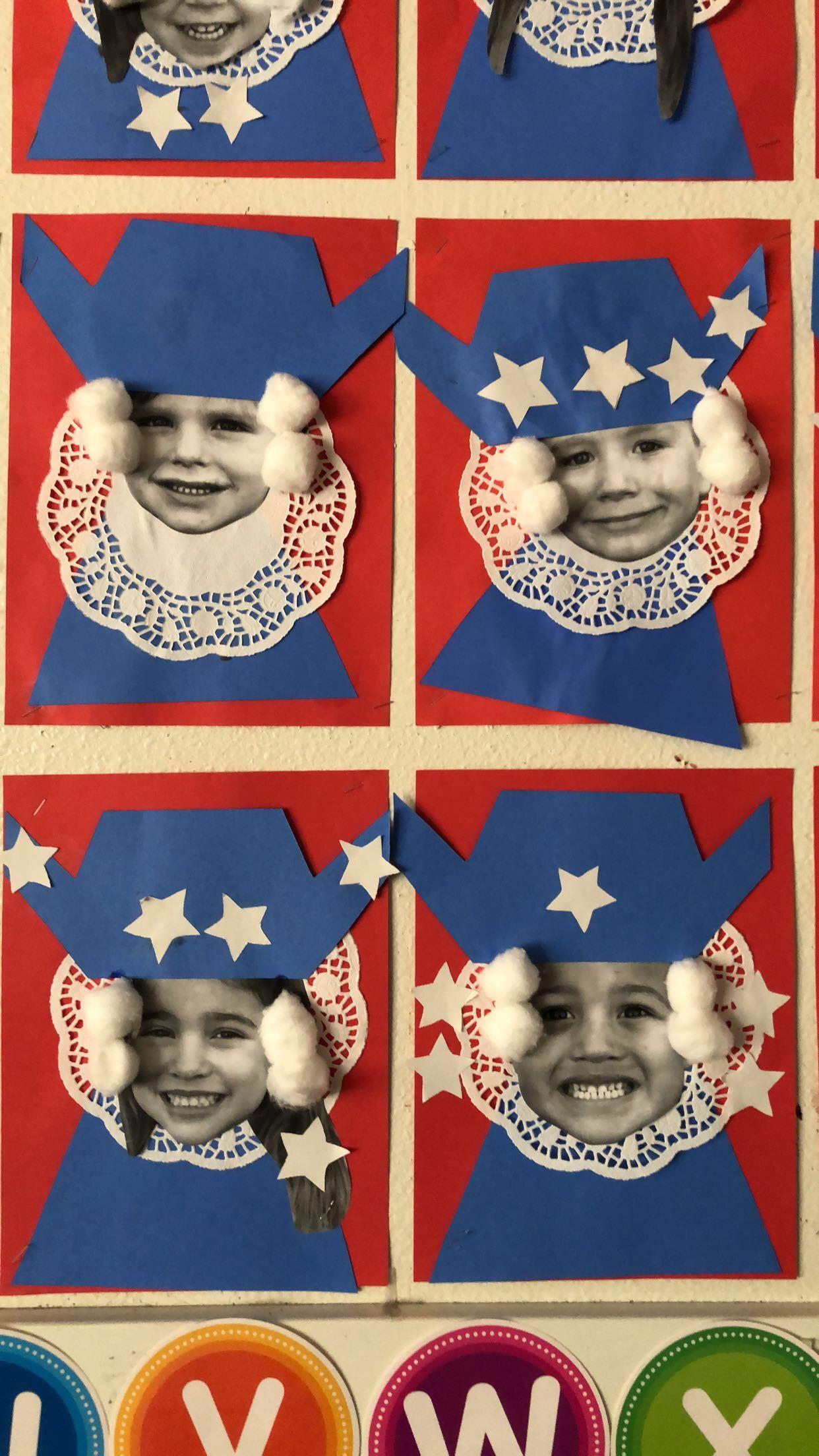Presidents Day Art Presidentsday Preschool