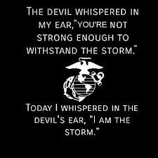 Famous Marine Corps Quotes Gorgeous Pinann Rumplick On Words To Live Pinterest  Marines
