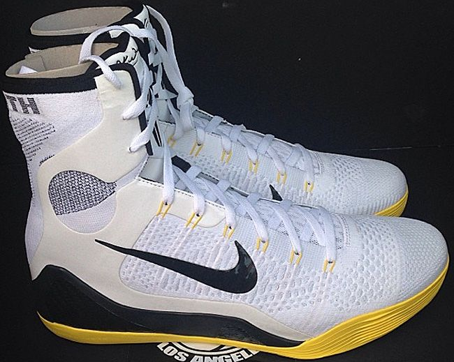 8daeed5d1c69 First Look  Nike Kobe 9 Elite