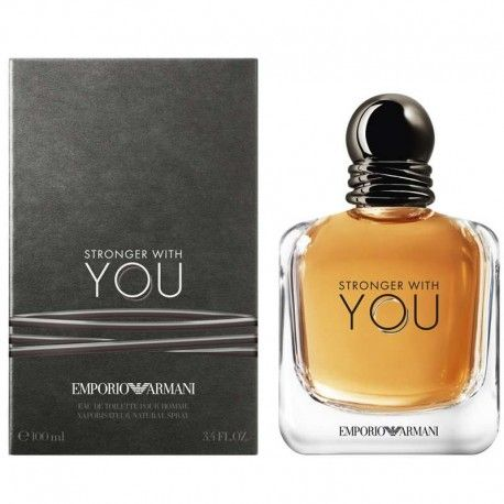 d5c5d0b12e4cd Nuevo   perfume para hombre Emporio Armani Stronger With You de   GiorgioArmani https