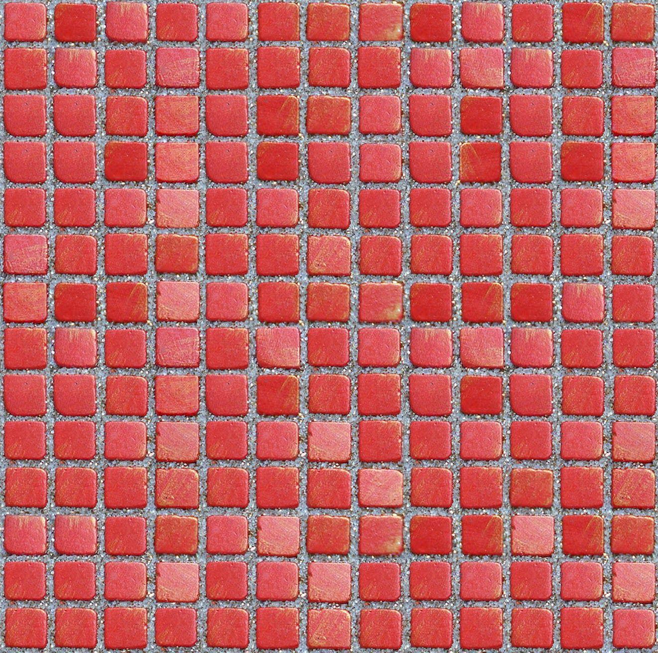 Tileable Red Mosaic Texture Maps Texturise Tiles Texture Paving Texture Texture Mapping
