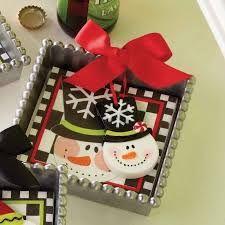 Resultado de imagen para christmas napkin holder