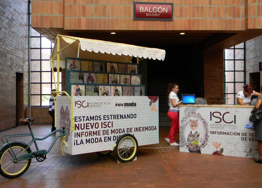 Pabellón del Conocimiento UPB-Inexmoda julio 25 de 2012  @Isabela Castaño Díez.