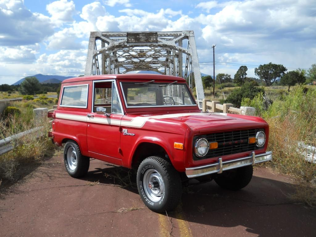 Classic Bronco Classic bronco, Early bronco, Bronco sports