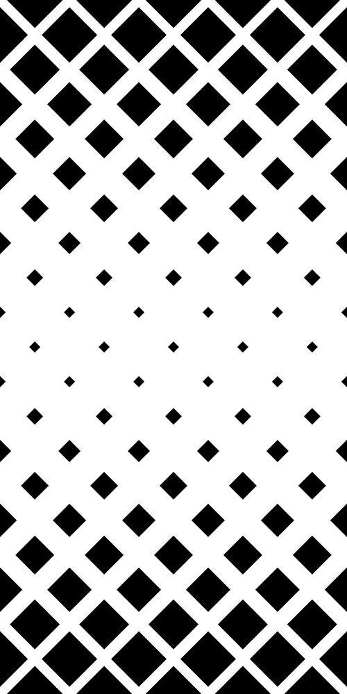 75 Monochrome Geometrical Patterns