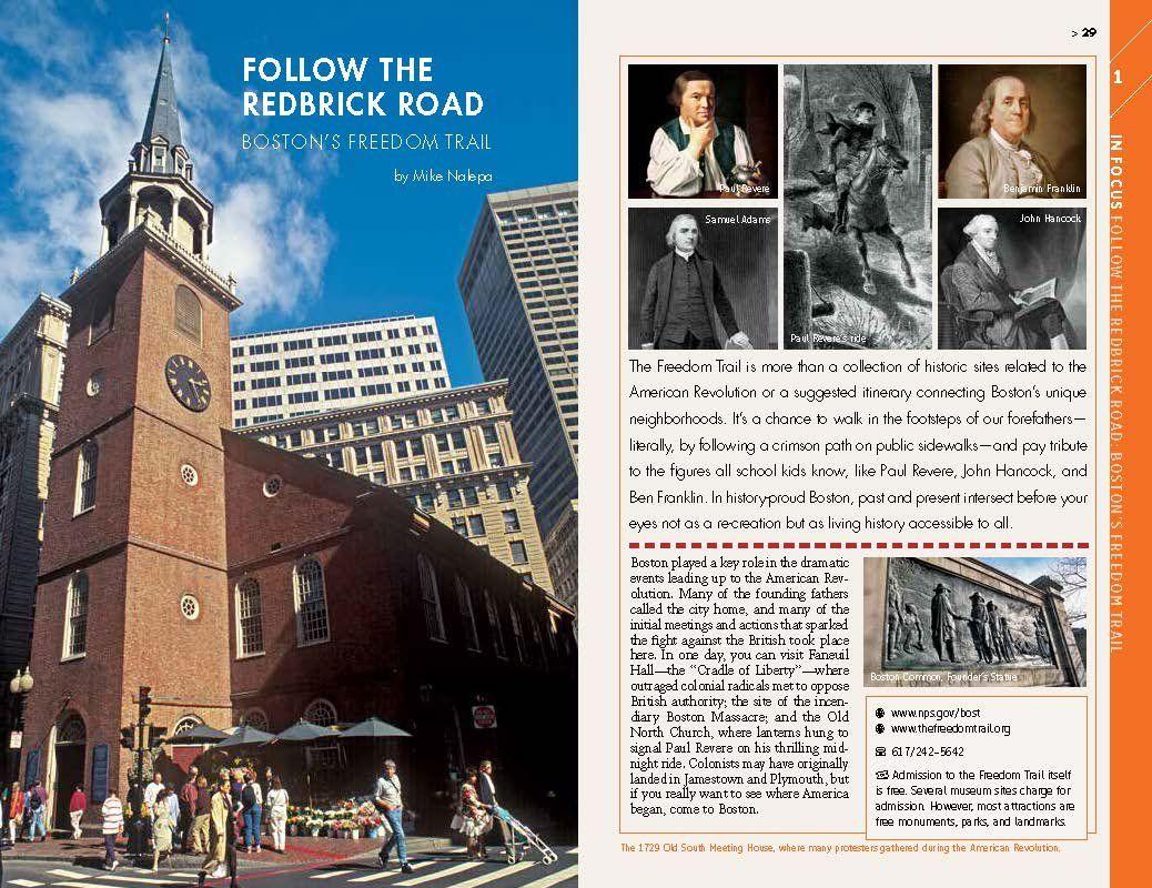 Fodor S Boston Full Color Travel Guide Boston Travel Guide Visiting Boston Historic Hotels