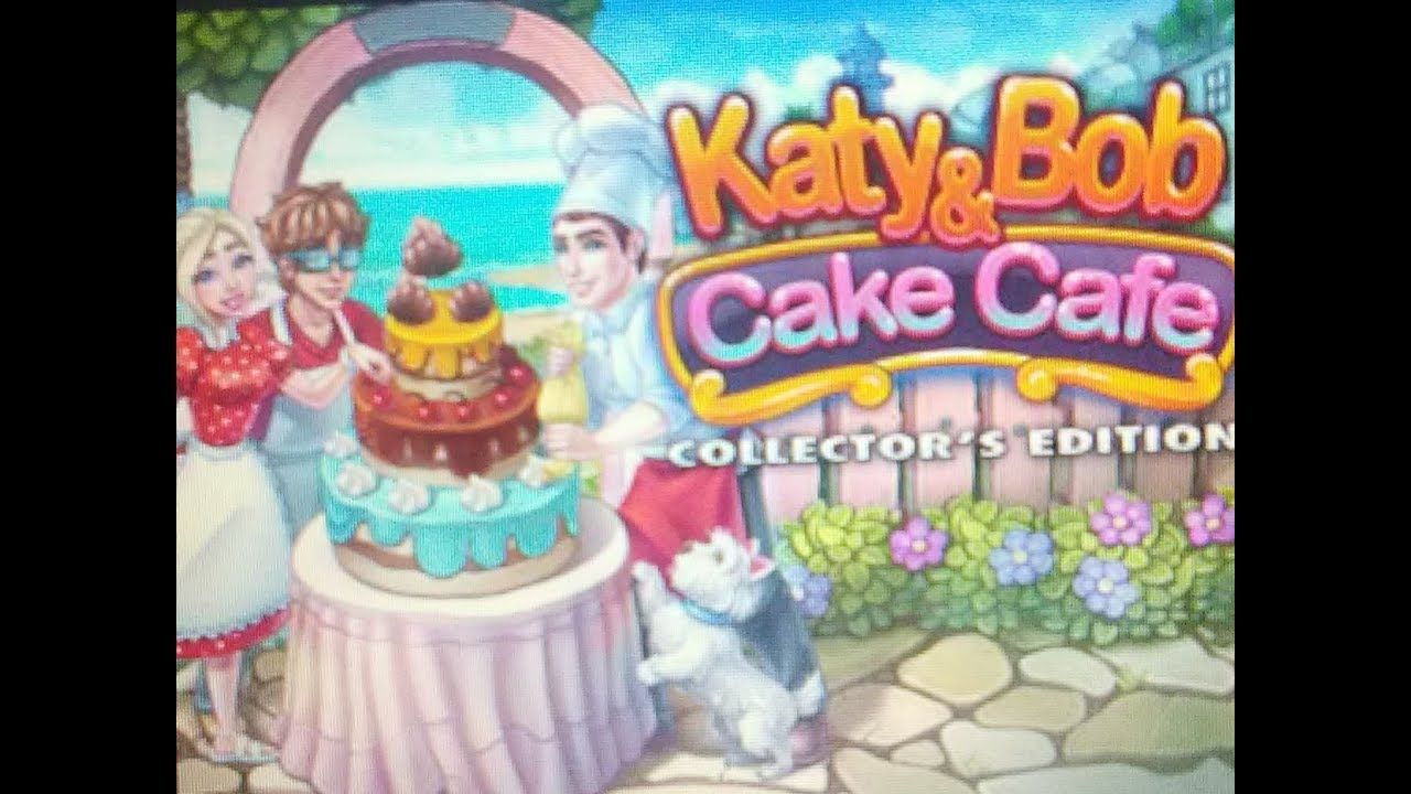 She About The Wedding / Katy & Bob's Cake Cafe / Pt
