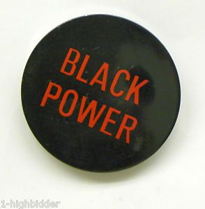 Vintage-Original-1960s-BLACK-POWER-3-1-2-Pin-Back-Button-Panthers-Socialist
