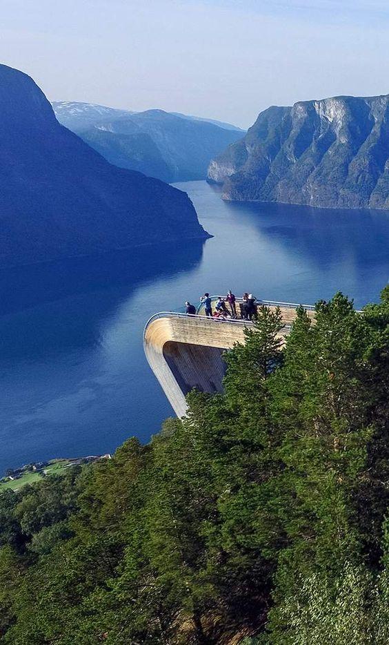 Photo of Norwegische Landschaftsrouten