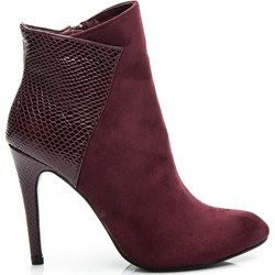 Buty Na Obcasie Na Jesien 2015 Trendy W Modzie Boots Shoes Ankle Boot