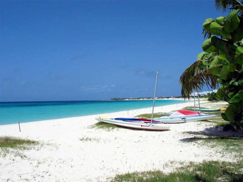 Anguilla's Beaches.