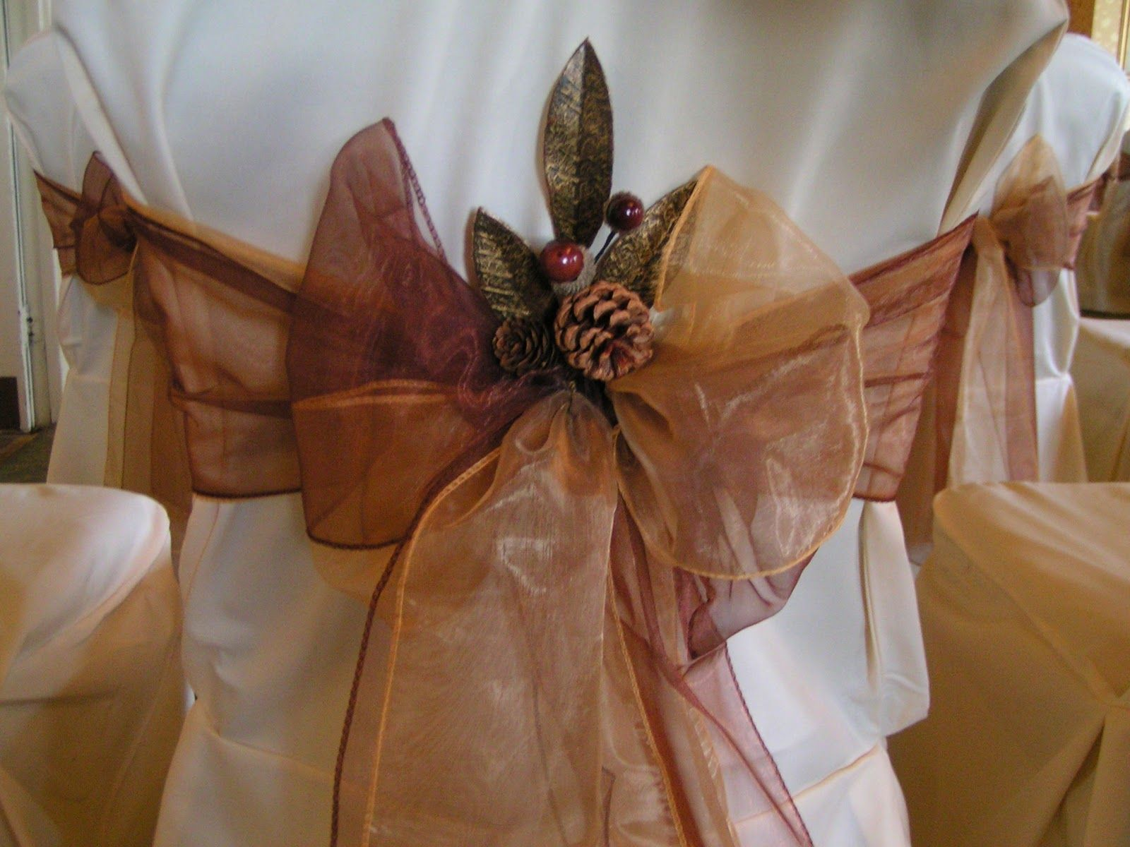 Your Chair Covers Autumn Chair Covers Your Chairs With Autumnal Pieces Such As