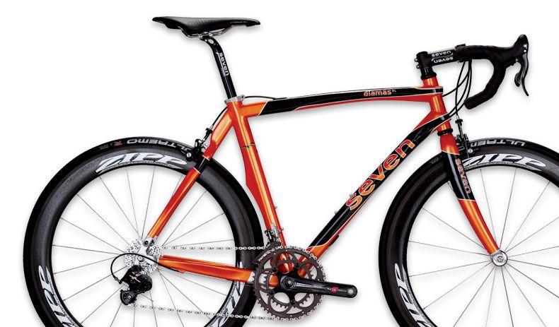 Seven Cycles Diamas SL Classic road bike, Road bike