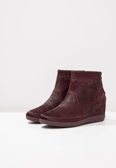 Shoe The Bear EMMY - Boots à talons bordeaux AuRVa