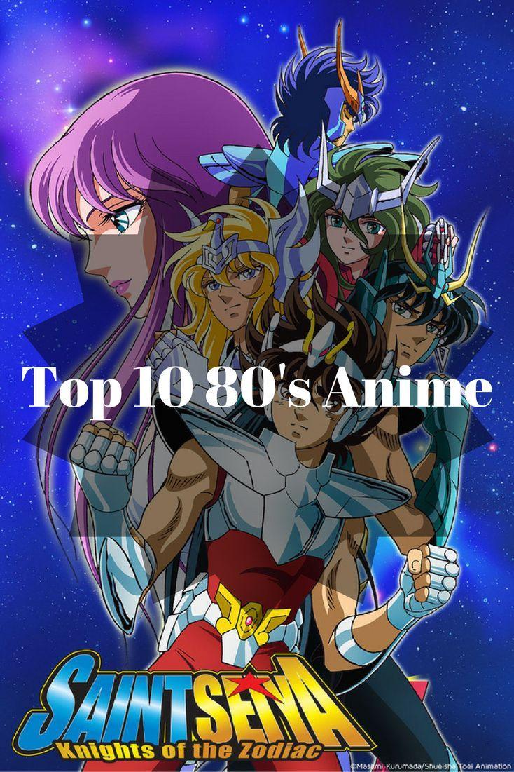 Top 10 80's Anime — ANIME Impulse ™ Anime, Galactic