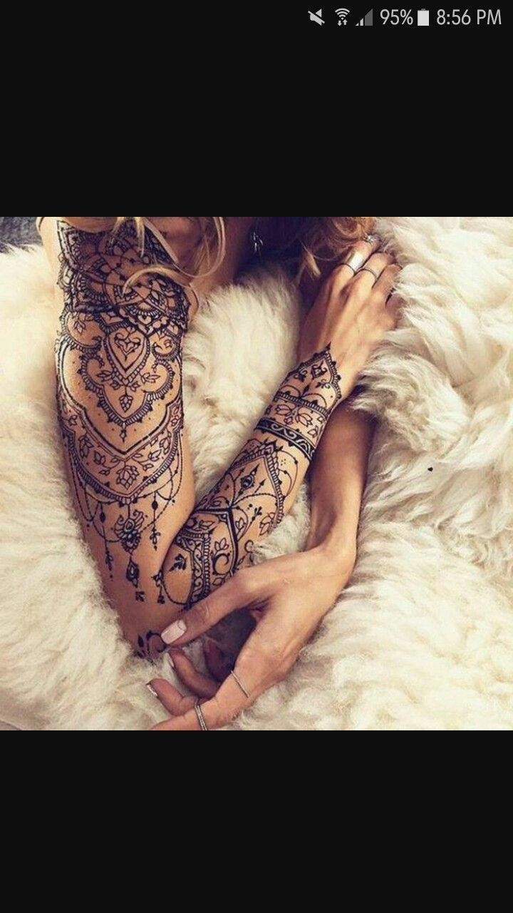 This will be my sleeve