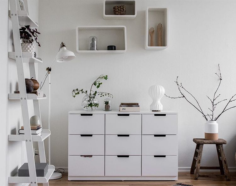 Ikea 'Nordli' Chest Of Drawers @josefint_inredning