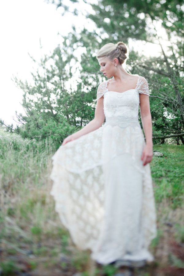 dress by http://www.clairepettibone.com/ Photography by leilabrewsterphotographyblog.com
