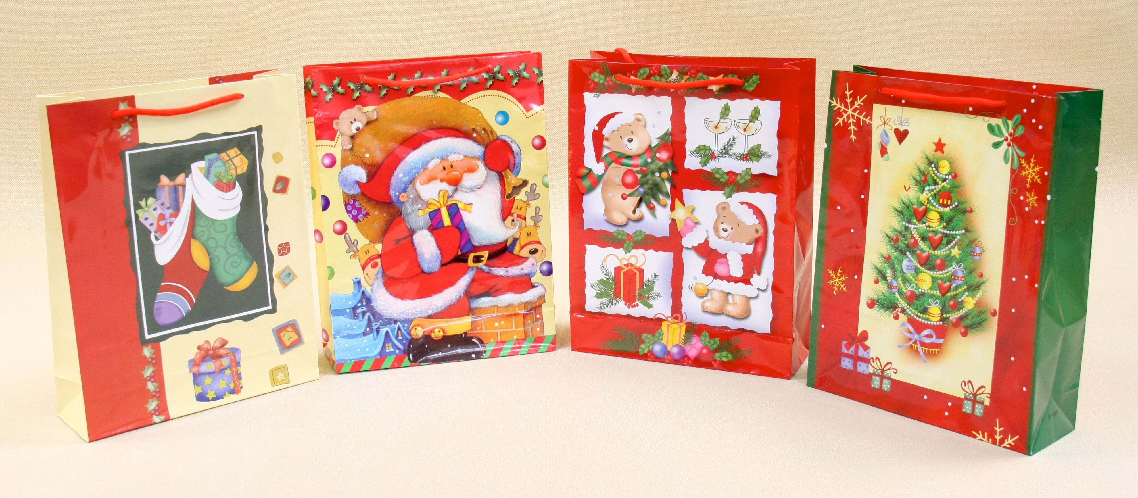PW Gajowczyk – Opakowania na prezenty Bożonarodzeniowe
