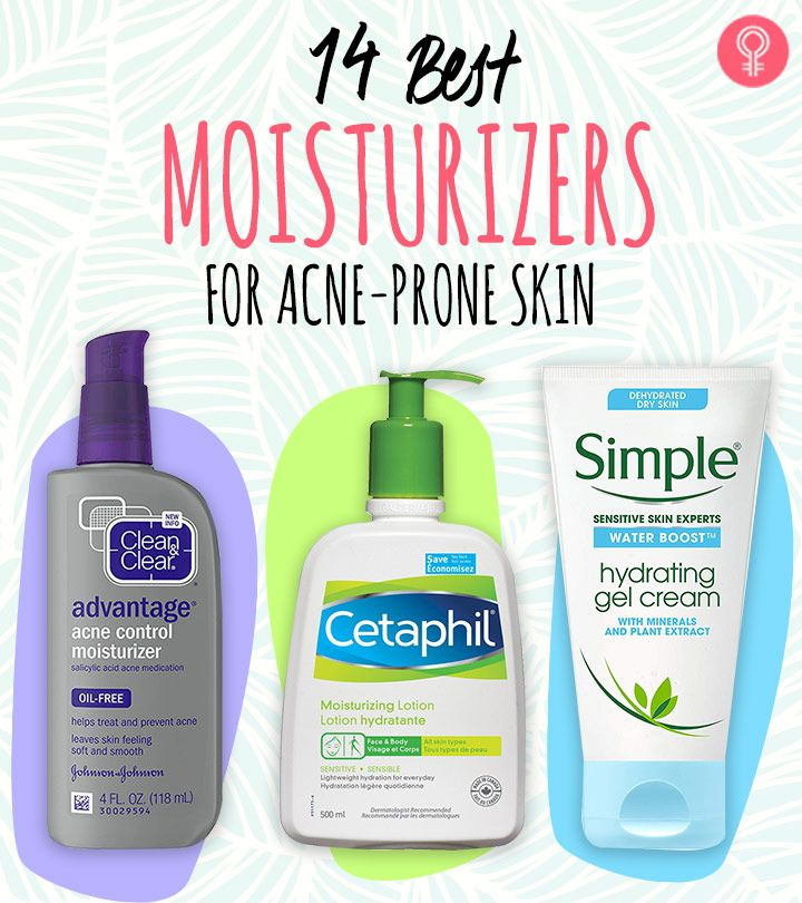 14 Best Moisturizers For AcneProne Skin in 2020 (With