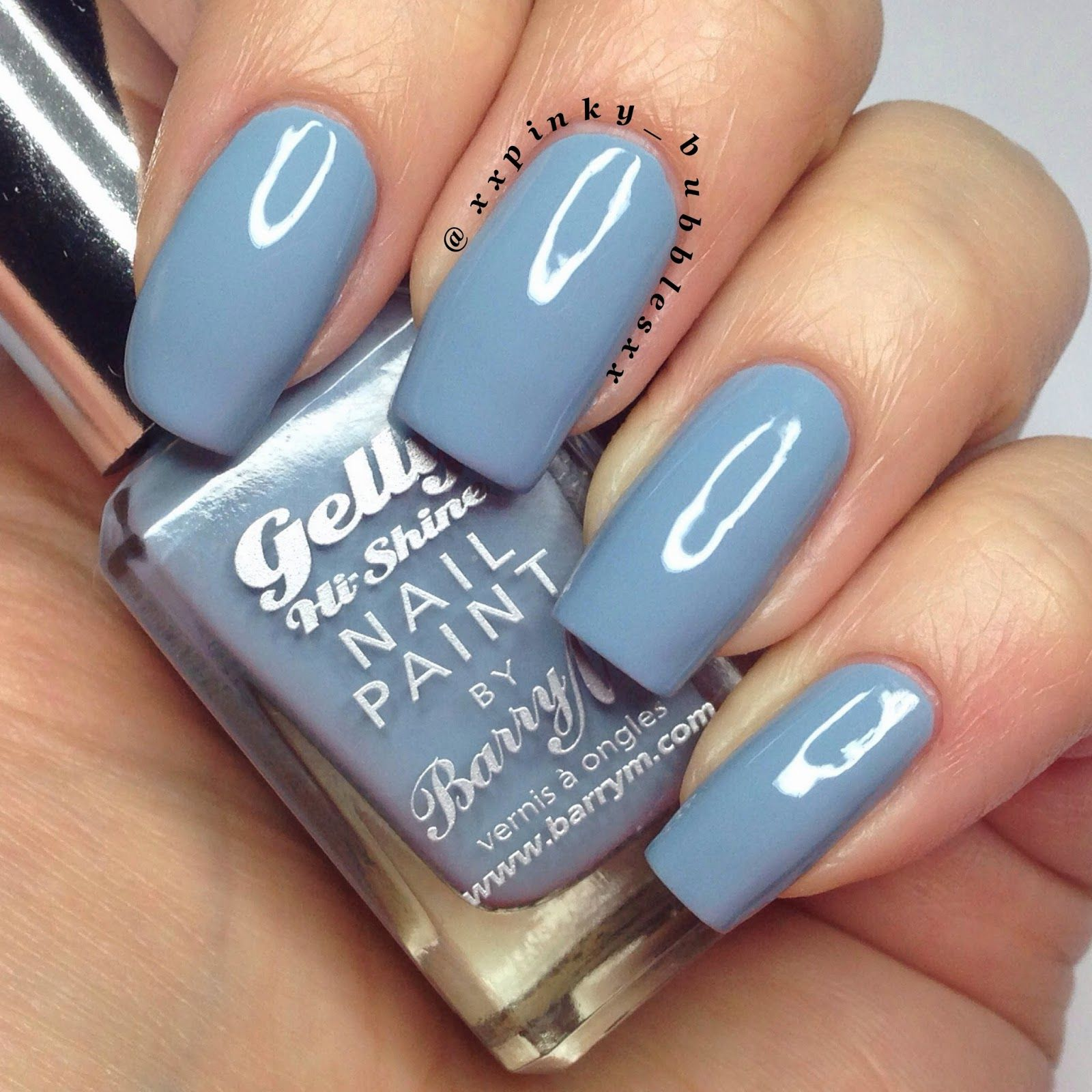 Barry M - Gelly Hi Shine - Elderberry 24