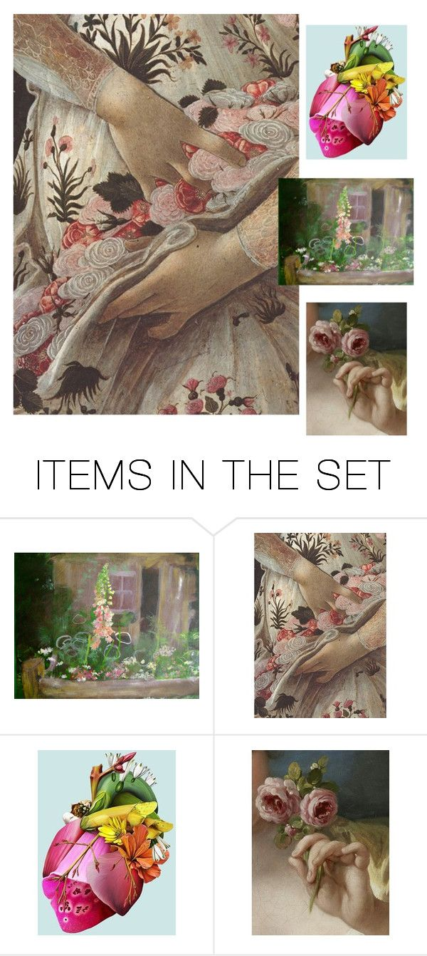 """""""Welcome Spring"""" by info-3buu on Polyvore featuring arte e etsy"""