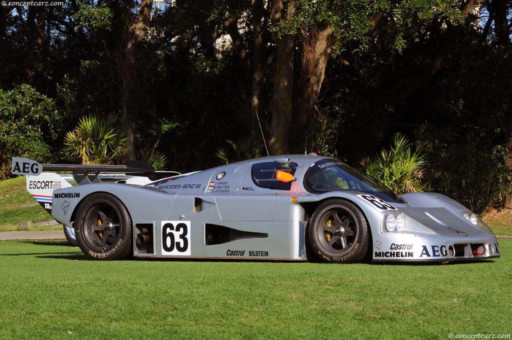 1989 Sauber C9 (Sauber-Mercedes) | Conceptcarz.com