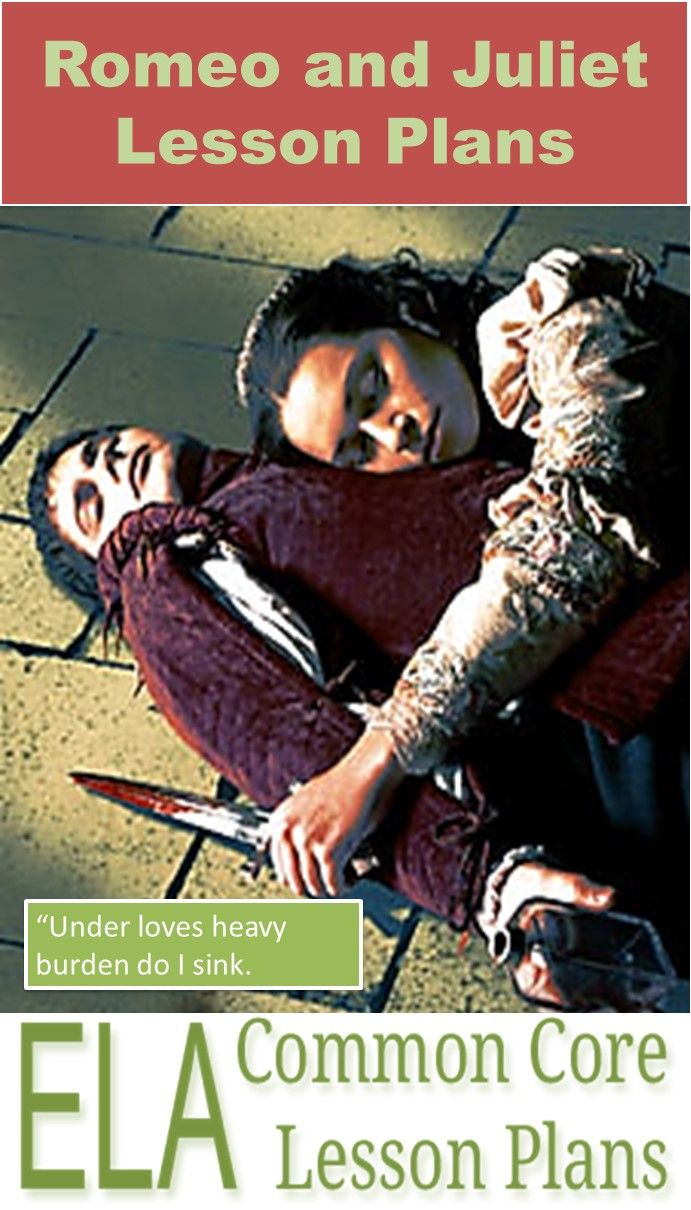 These Romeo And Juliet Lesson Plan Focu On Literary Analysi Helping Student Grasp Shak Teaching Shakespeare Juliu Caesar Plans Friar Lawrence Soliloquy Summary