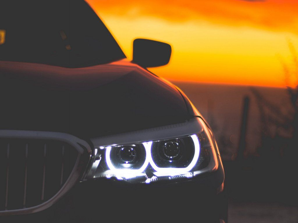 Audi Headlight Car Wallpaper With Images Bmw Wallpapers Car