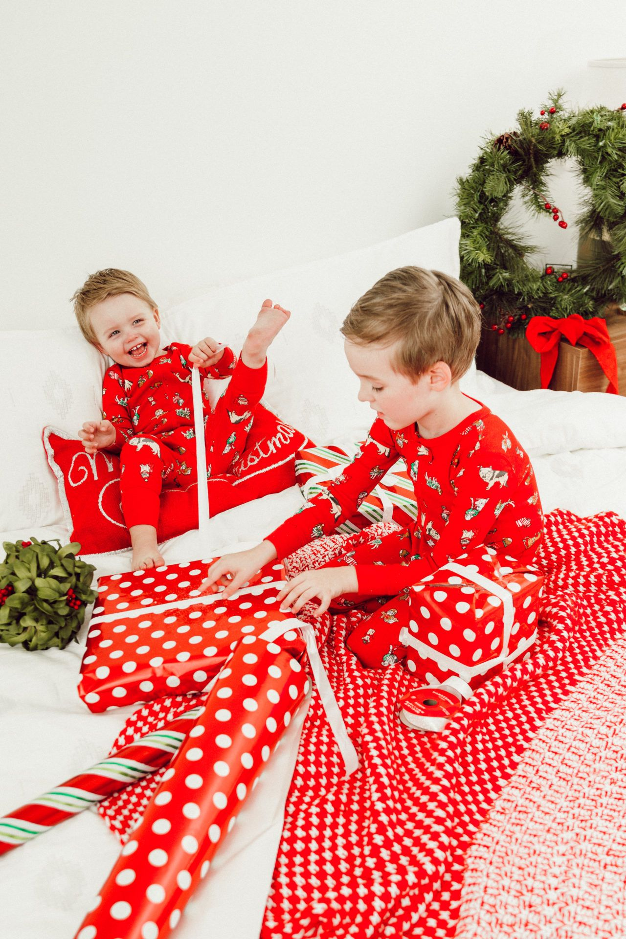 Old Navy Jingle Jammies Growing up we had quite a few