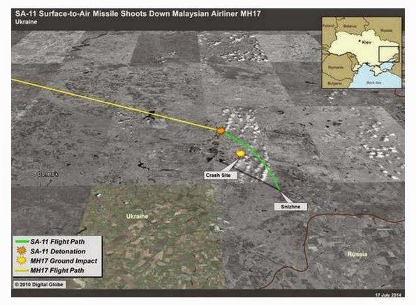 Malaysia Airlines-vlucht MH17 neergestort - Google+