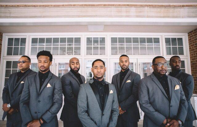 Groom inspiration #groom #groomsmen #graywedding #summerwedding