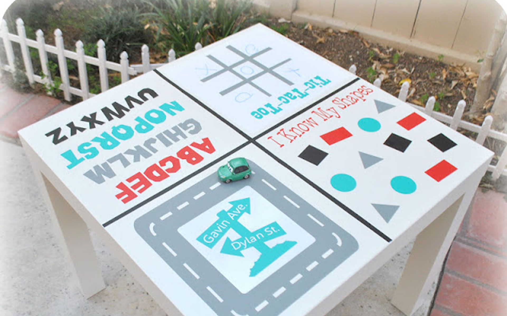 Kids Diy Play Tables Collections