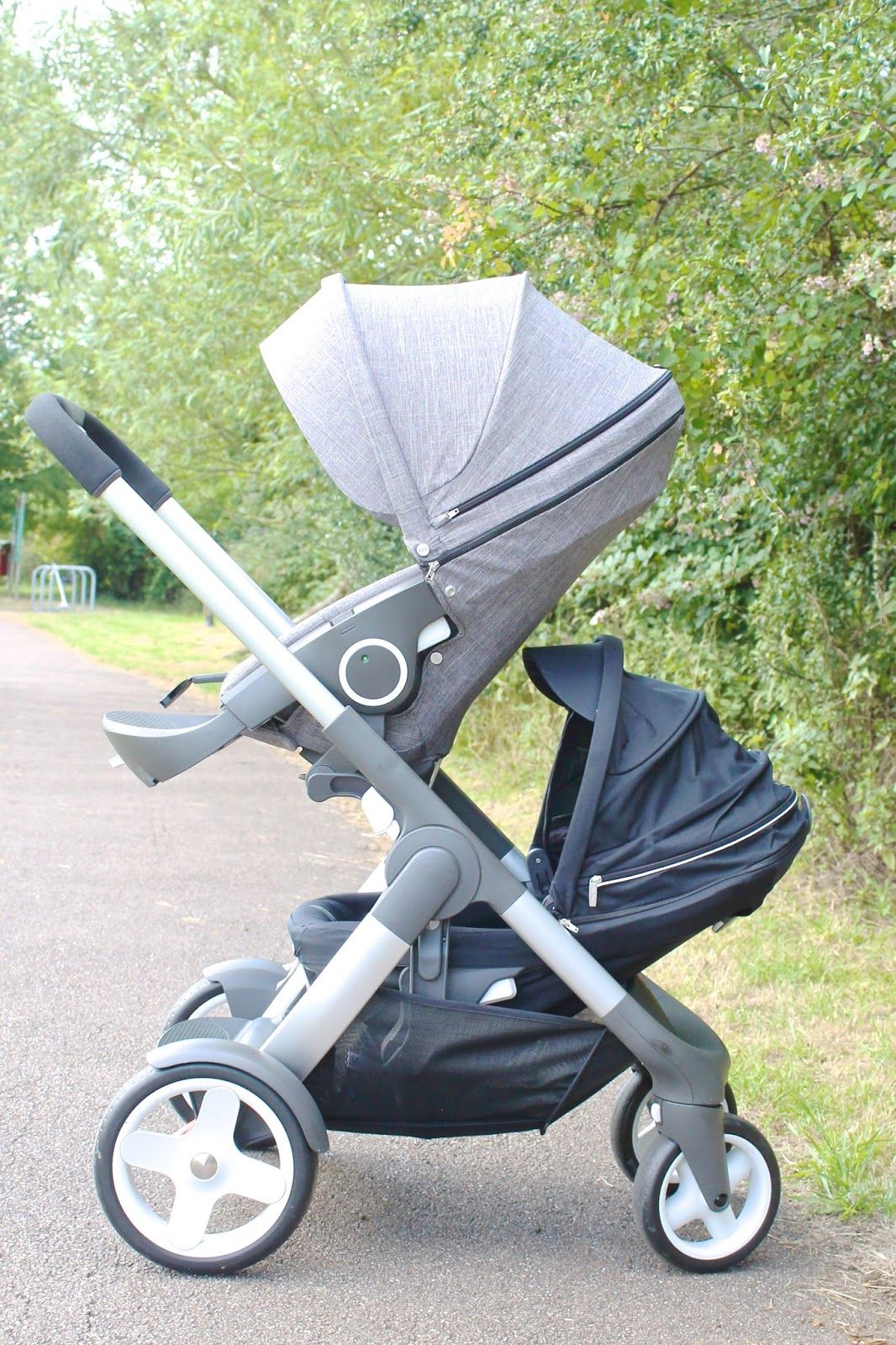 Stokke Crusi Sibling Solution 1 Criancas 1 Baby Strollers Baby