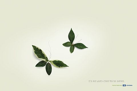 Covidien: Butterfly   Ads of the World: Creative Advertising