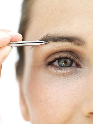 In Your 40s: Prevent sparse eyebrows. #KoreanMakeupTips #sparseeyebrows