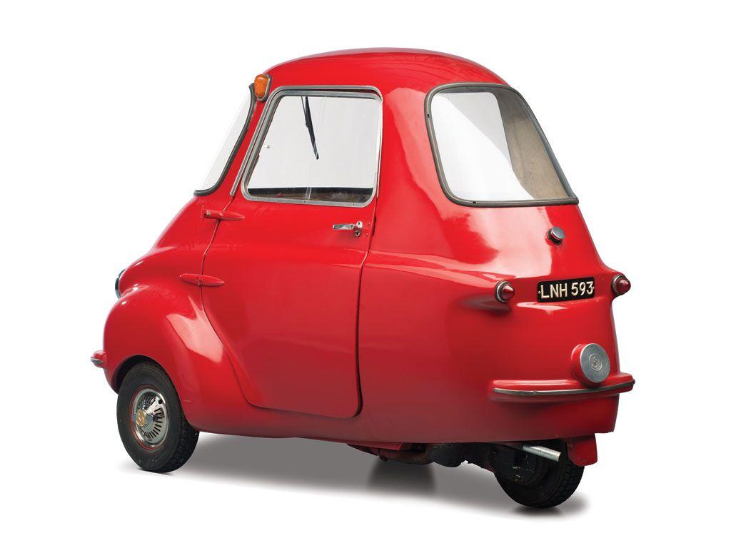 1959 Scootacar Mk I                                                                                                                                                                   Estimate:$20,000-$25,000 US