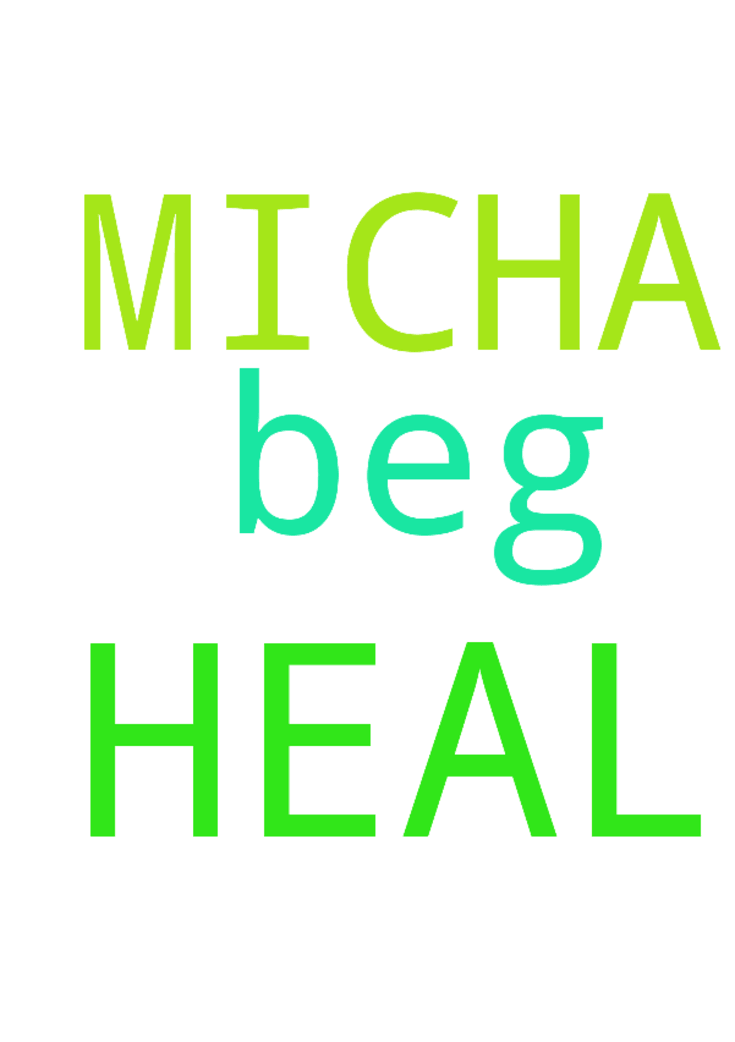 HEAL MICHA i beg you - HEAL MICHA i beg you  Posted at: https://prayerrequest.com/t/37o #pray #prayer #request #prayerrequest