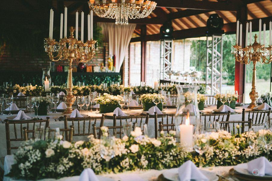 Decoração Chique ~ Decoraç u00e3o de Casamento Rústico Chique Wedding