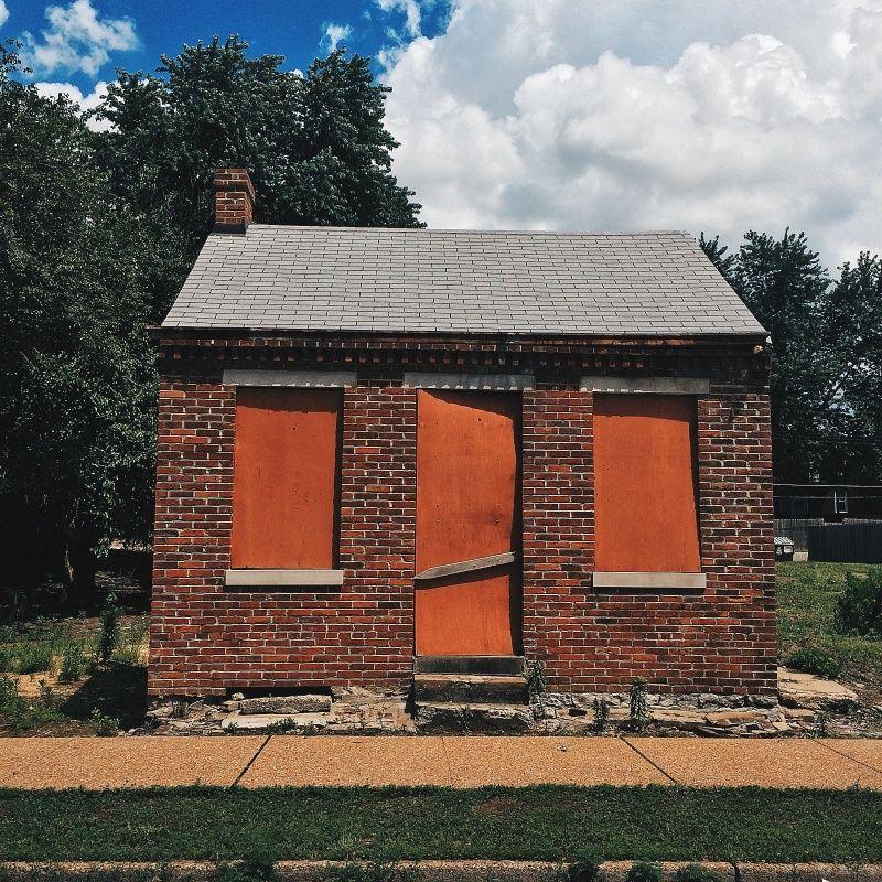 Historic Underground Railroad safe house STL Lemp