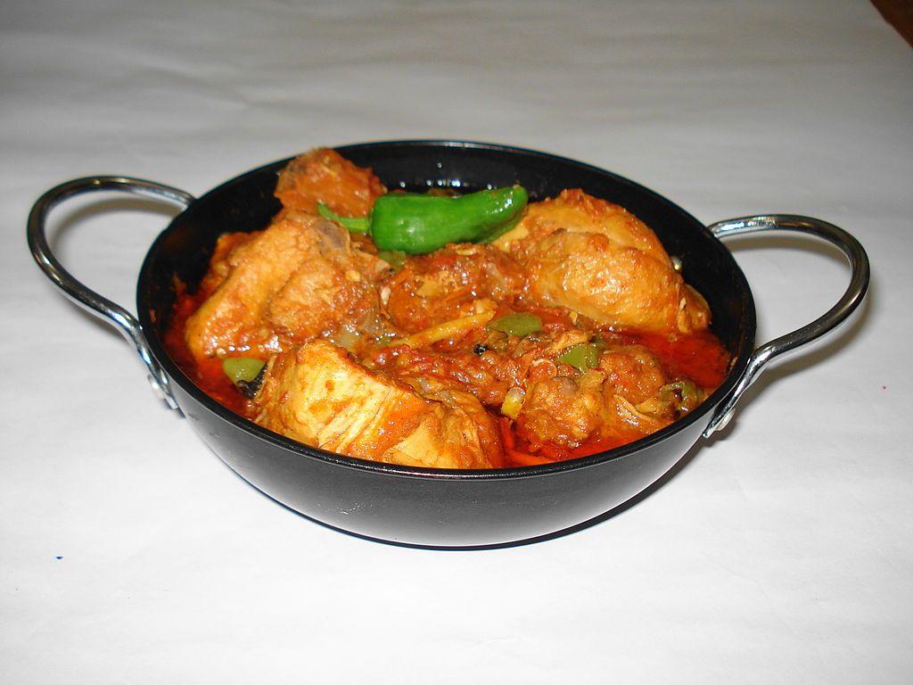 Chicken Karahi Recipe By Zubaida Tariq