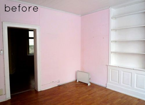 BEFORE & AFTER: GRAPHIC OFFICE REDO