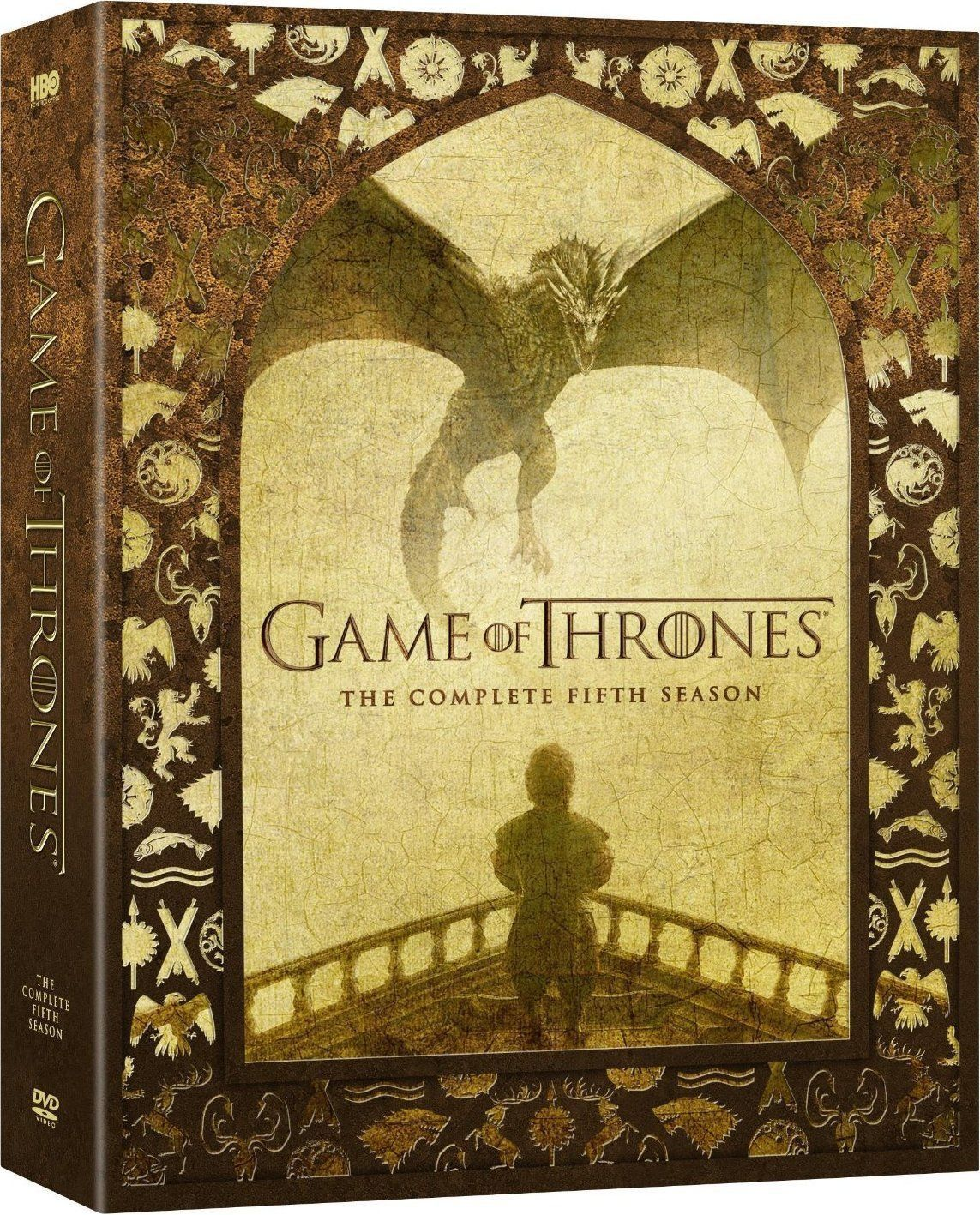 Great gift idea for anyone who loves Game of Thrones