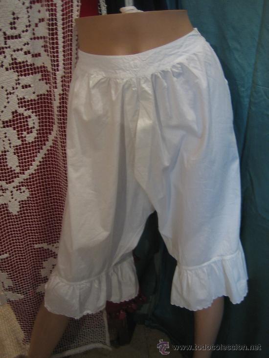 BRAGA. Especie de calzón a manera de pantalon largo y ...
