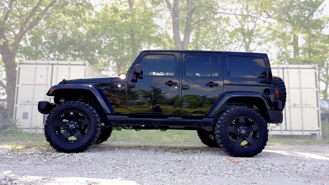 Tires For Jeep Wrangler >> 4 Lift And 35 Tires Jeep Wrangler Unlimited Jeep