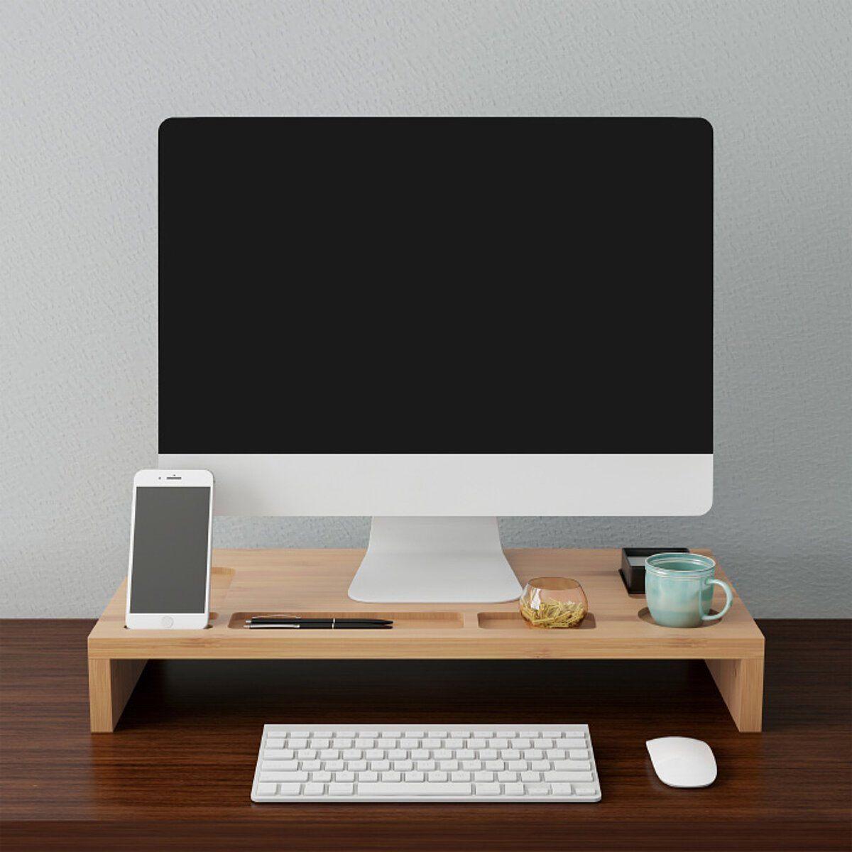 Desk Organizer Laptop Stand