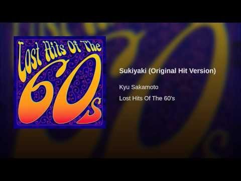 Sukiyaki (Original Hit Version) - YouTube