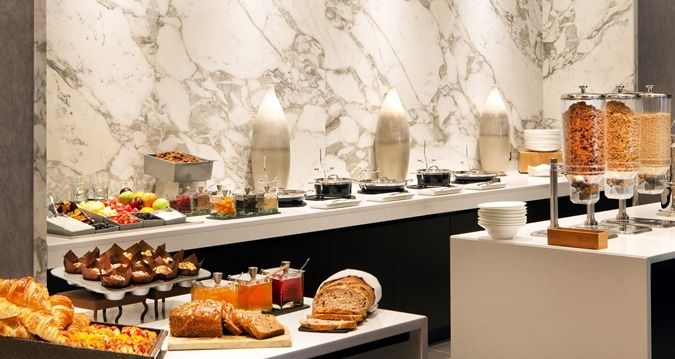 Hilton Short Hills, NJ - Breakfast Buffet (With images ...