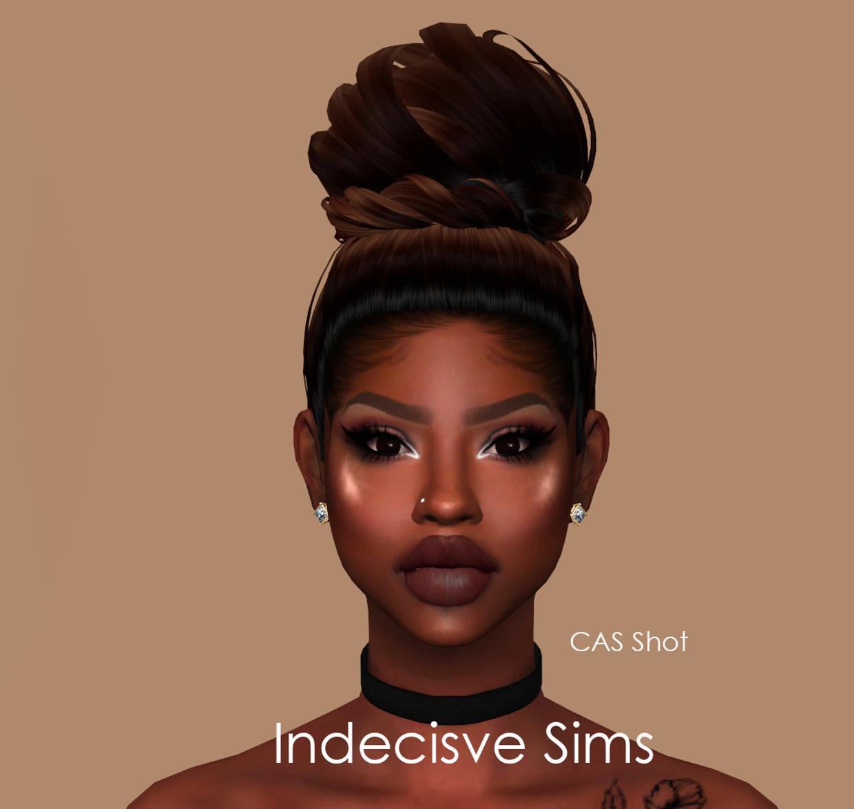 Wedding Hairstyles Games: Sims, Sims Hair, Bridal Bun